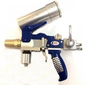Pistola de metalização a gás em sp