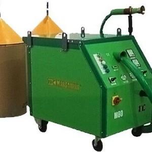 Equipamento de metalização elétrico