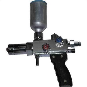 Pistola para metalização MSS
